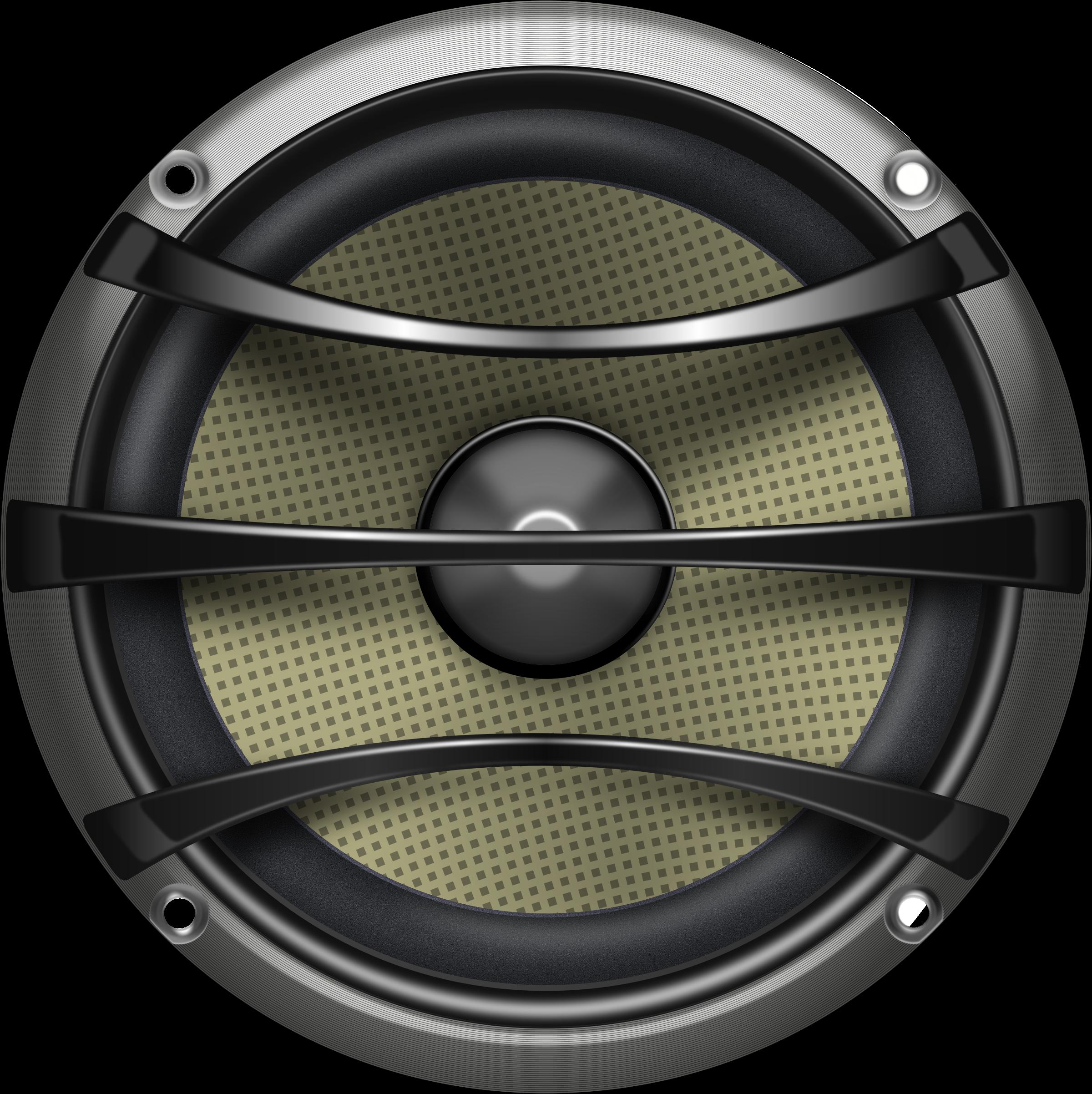 Car speaker clipart picture transparent stock Clipart - subwoofer picture transparent stock