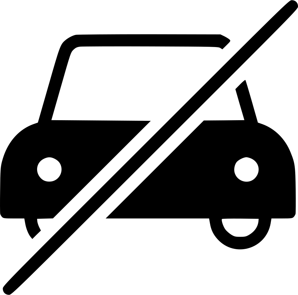 Car speeding off clipart clip art free library No Car Taxi Cab Vehicle Traffic Sign Svg Png Icon Free Download ... clip art free library