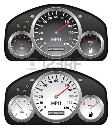 Car speedometer clipart 60 vector black and white 14,499 Speedometer Cliparts, Stock Vector And Royalty Free ... vector black and white