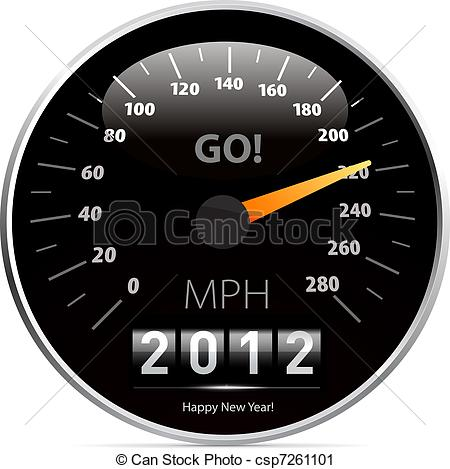 Car speedometer clipart 60 graphic freeuse download Speedometer Illustrations and Clipart. 6,439 Speedometer royalty ... graphic freeuse download