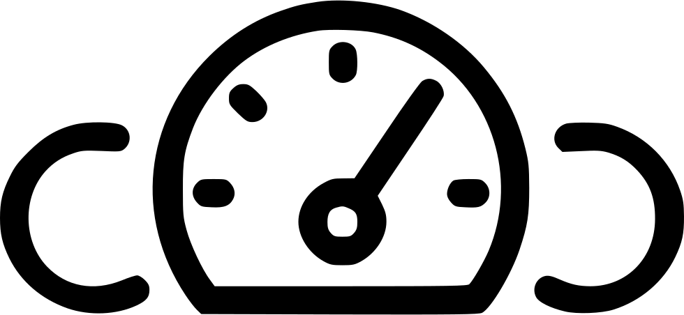 Car speedometer clipart picture free library Gauge Car Dashboard Speedometer Odometer Speed Svg Png Icon Free ... picture free library