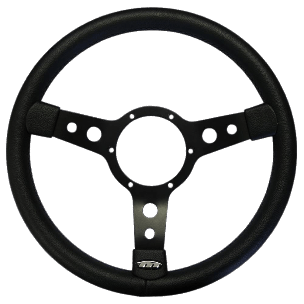 Car steering wheel clipart picture library Black Steering Wheel transparent PNG - StickPNG picture library