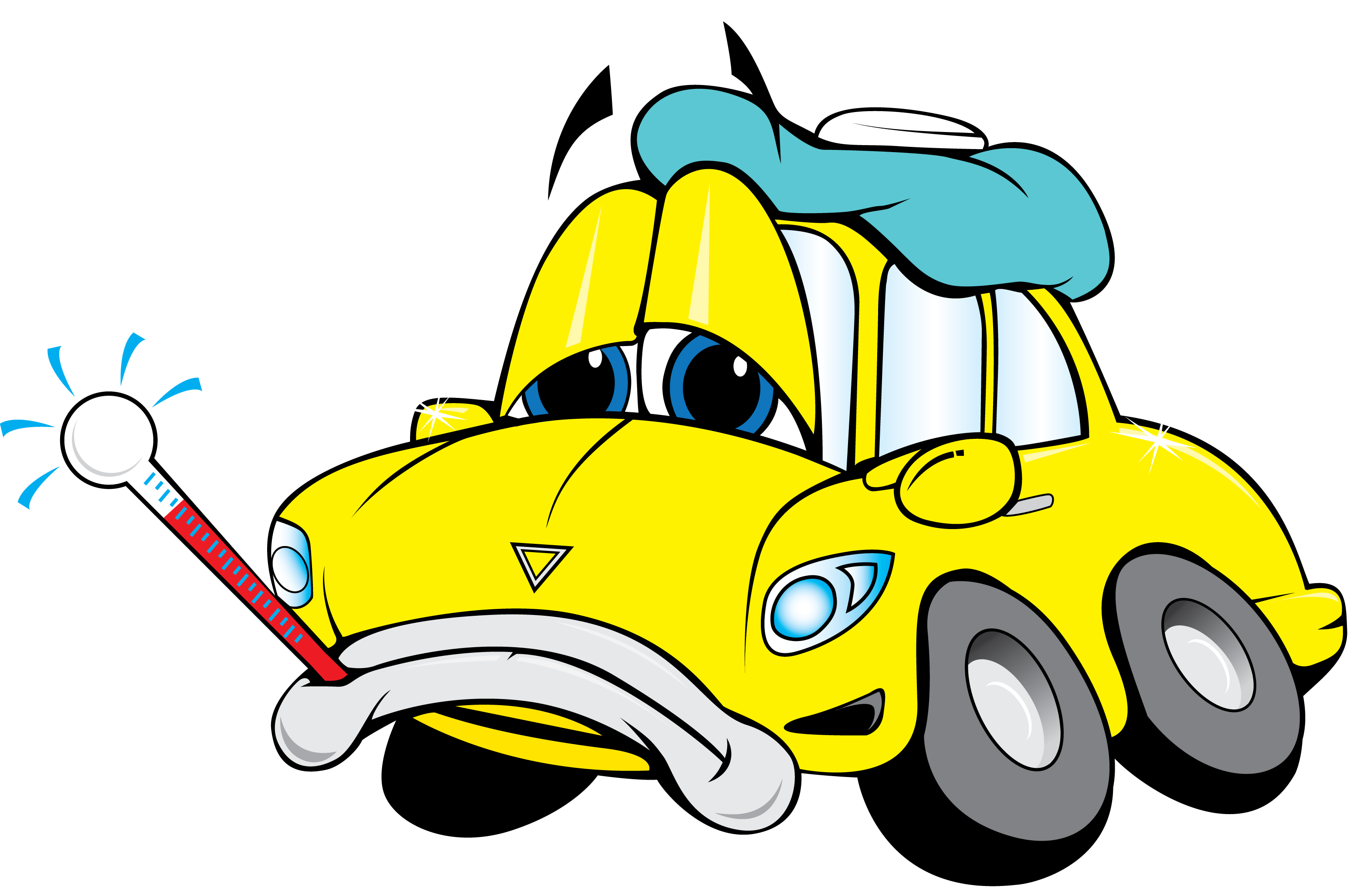 Car stopping clipart black and white stock Anthem Opinions: Why Didn't I Think of That