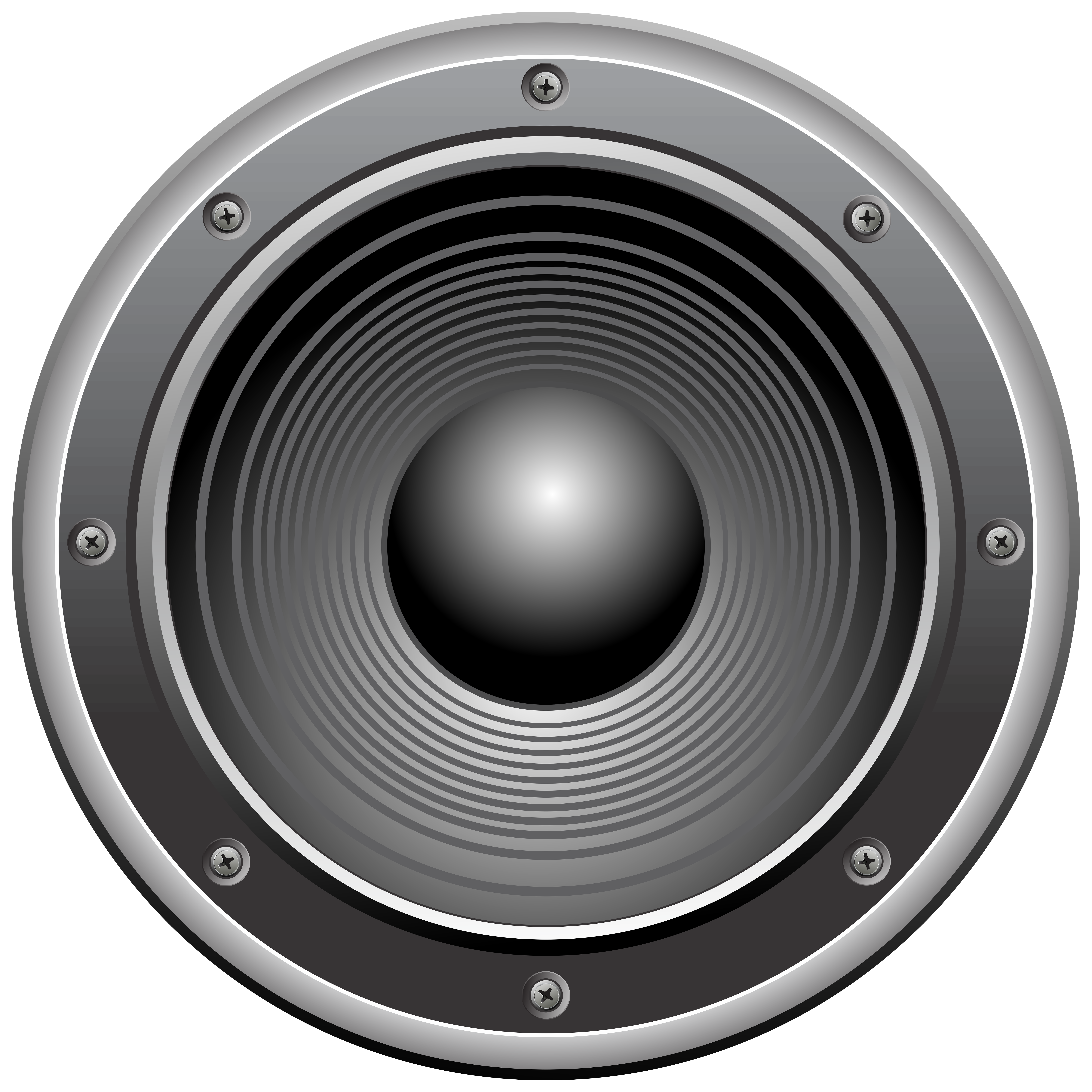 Car subwoofer clipart jpg free download Loudspeaker Microphone Clip art - Speaker Transparent Clip Art Image ... jpg free download