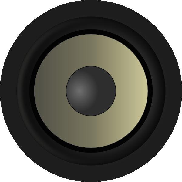 Car subwoofer clipart png royalty free download Speaker Clip Art at Clker.com - vector clip art online, royalty free ... png royalty free download