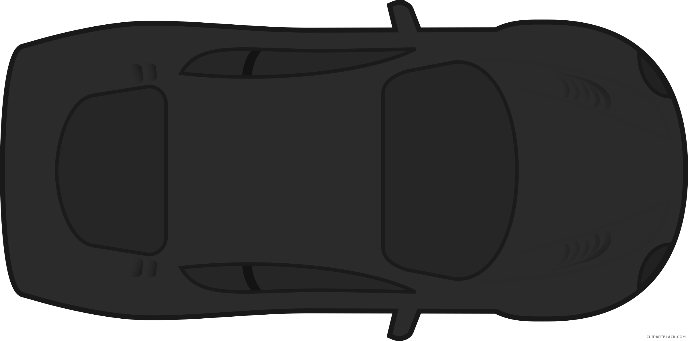 Car top view clipart clip art library library Car Top View Clipart - ClipartBlack.com clip art library library