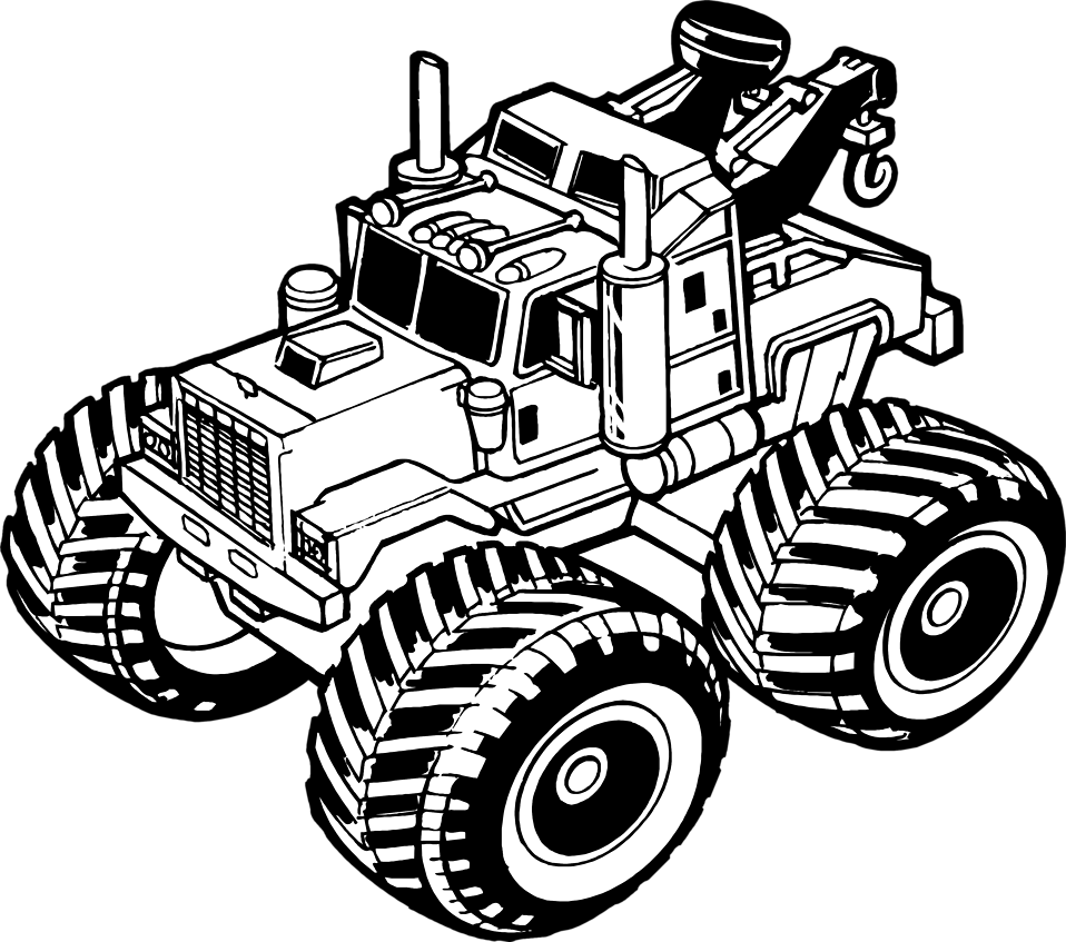 Car towing clipart image black and white Tow truck no background clipart clipartfest - Clipartix image black and white