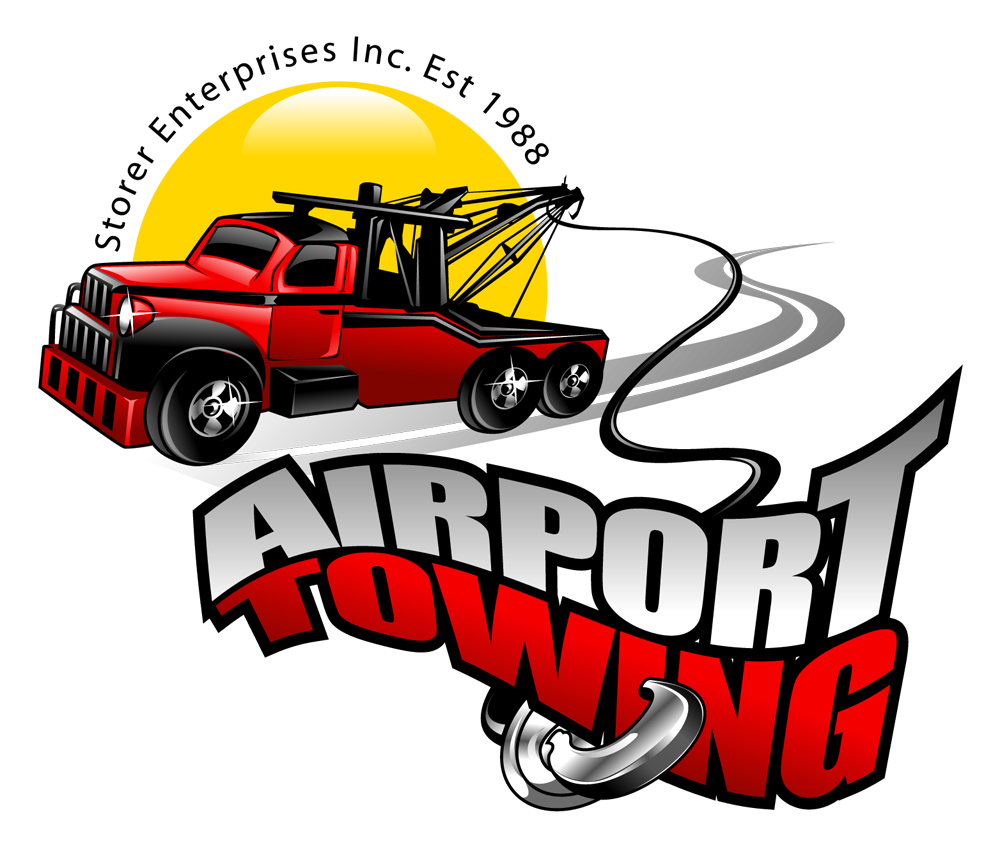 Car towing clipart graphic library library COMPANY PROFILE | United States | Airport Towing graphic library library