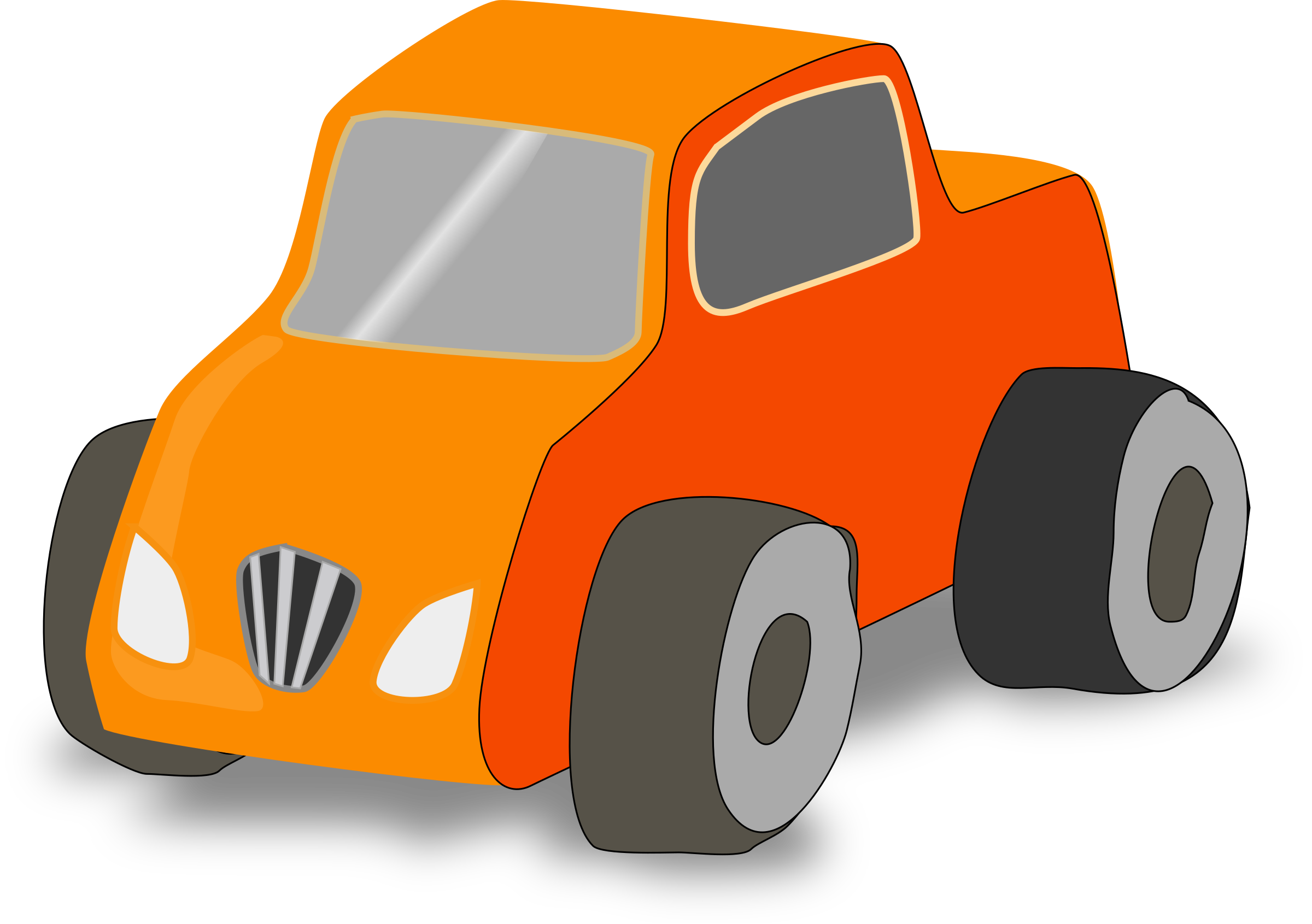 Simple car clipart svg library download Clipart - Simple Toy car truck svg library download