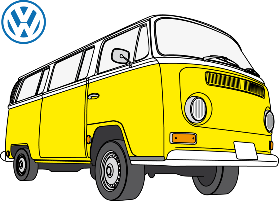 Car transporter clipart image library library Only Air-Cooled VW : Photo | T-shirt plans | Pinterest | Vw, Vw bus ... image library library
