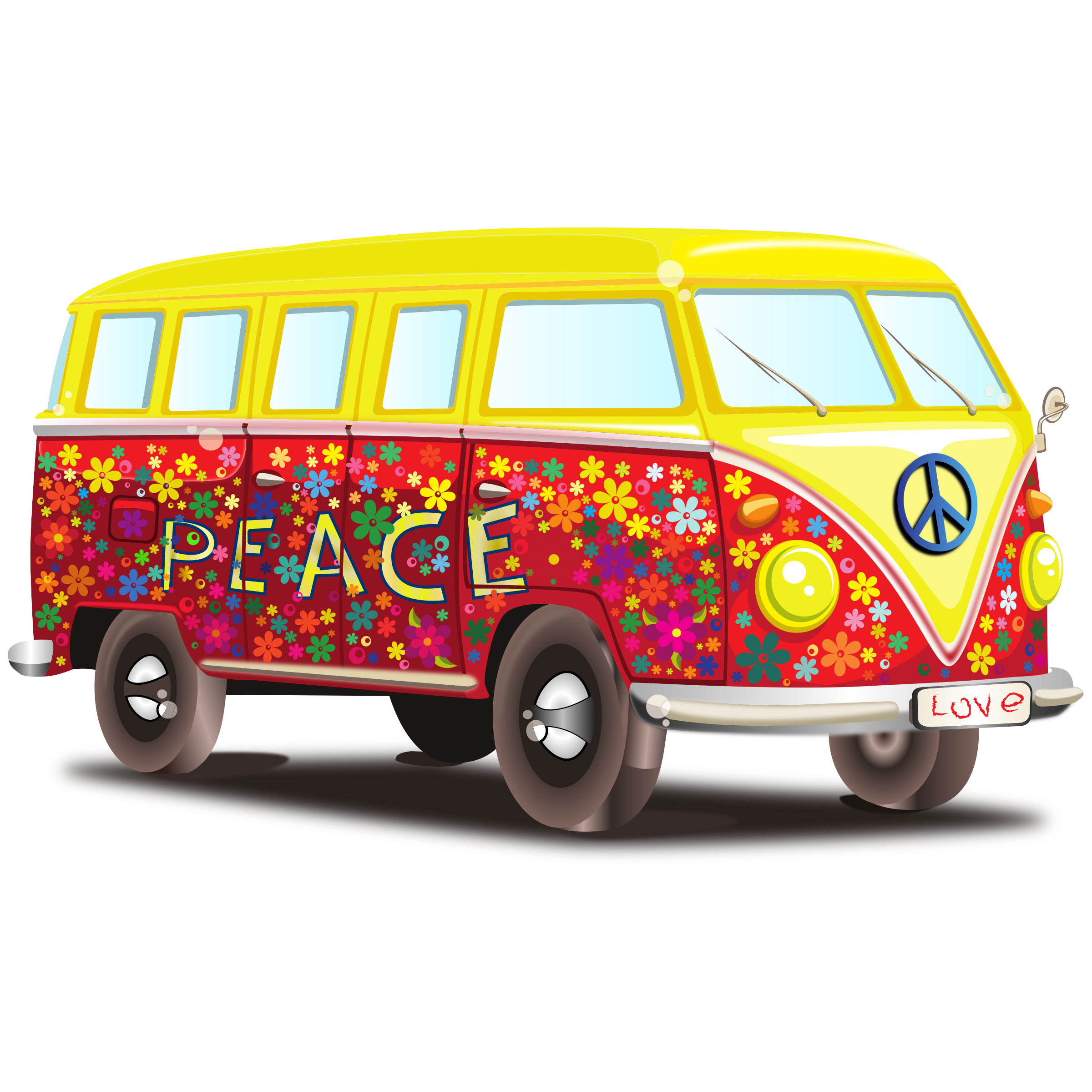 Car transporter clipart clip art royalty free stock Peace-and-Love.png (2400×2400) | peace | Pinterest | Peace clip art royalty free stock