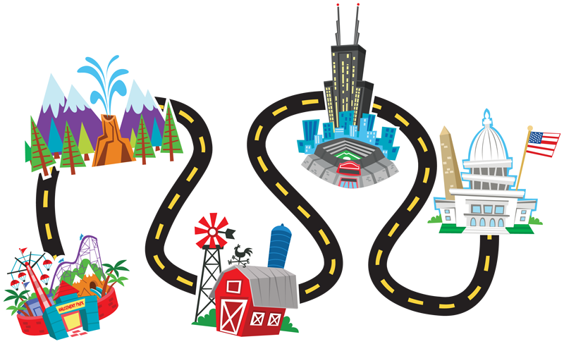 Car trip clipart clipart royalty free download 19 Trip clipart HUGE FREEBIE! Download for PowerPoint presentations ... clipart royalty free download