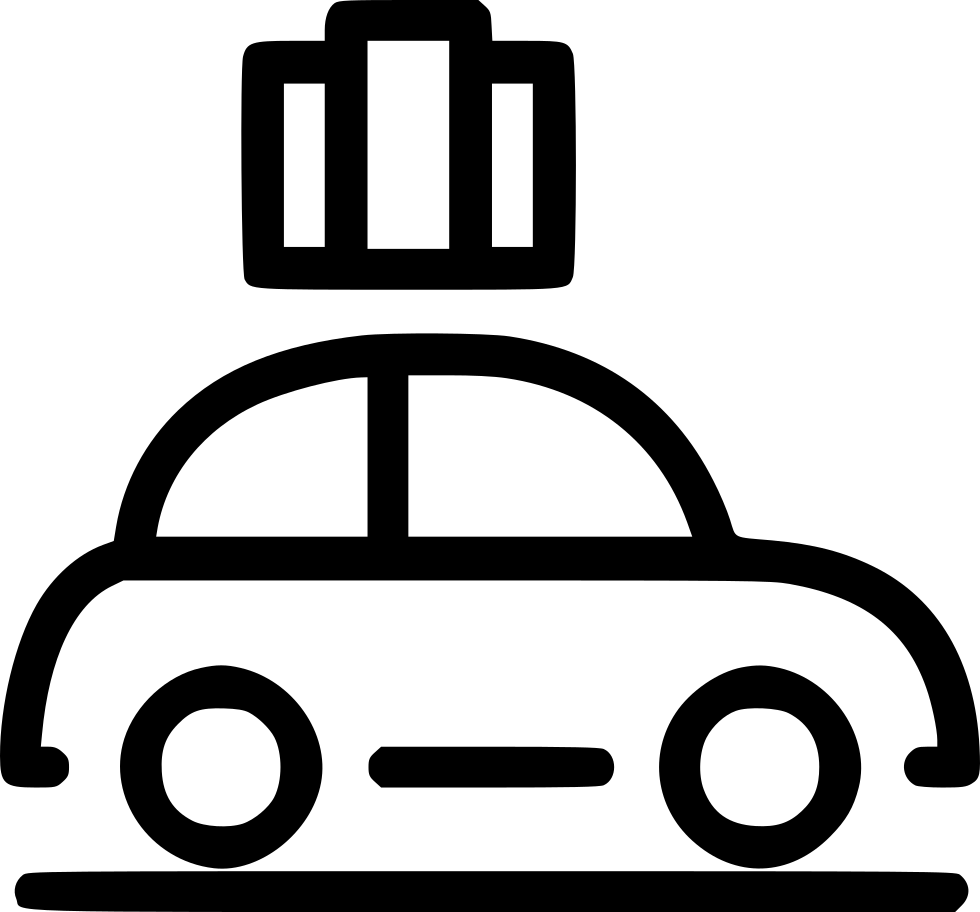 Car trip clipart svg library download Road Trip PNG Black And White Transparent Road Trip Black And White ... svg library download