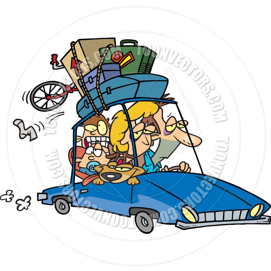 Car trip clipart cartoon blue car clip royalty free stock Car trip clipart cartoon blue car - ClipartFest clip royalty free stock