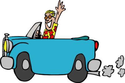 Car trip clipart cartoon blue car vector black and white download Car trip clipart cartoon - ClipartFox vector black and white download
