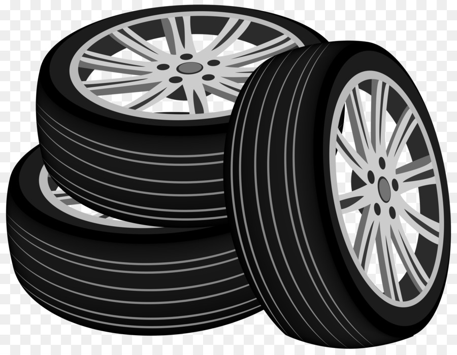 Car tyre clipart clip Car Cartoon clipart - Car, Tire, Wheel, transparent clip art clip