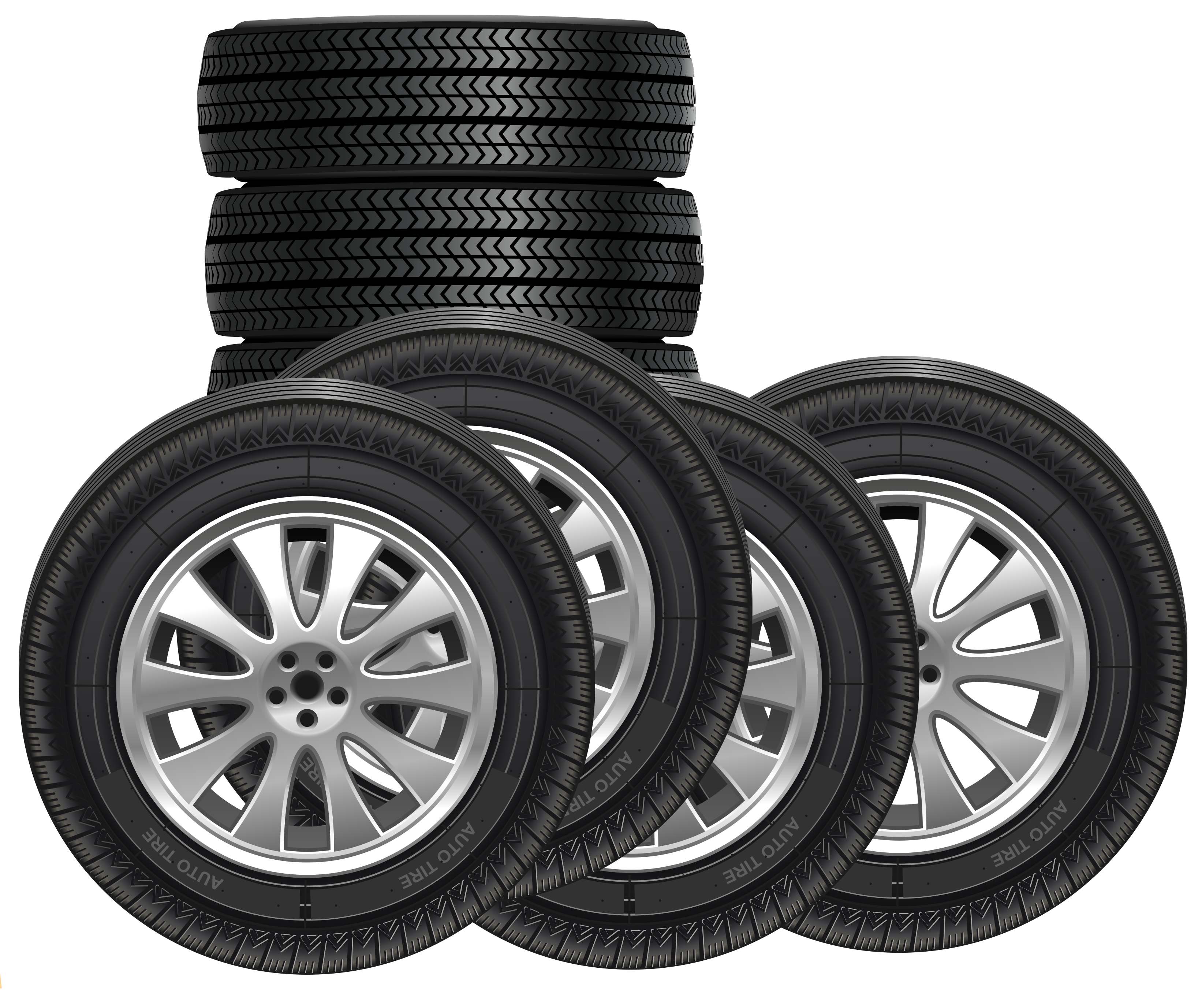 Car tyre clipart clipart free download Car Tires PNG Clip Art #32581 - PNG Images - PNGio clipart free download