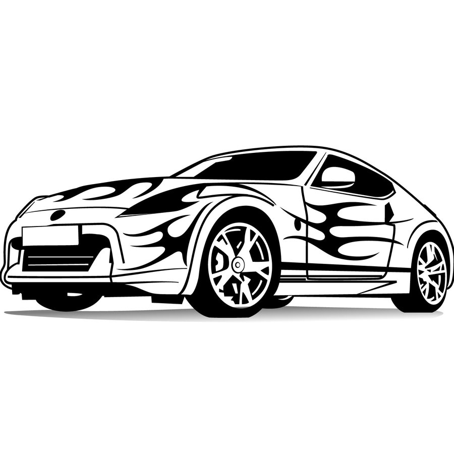 Car vector graphics clipart clipart freeuse library Free Sports Car Vector, Download Free Clip Art, Free Clip Art on ... clipart freeuse library