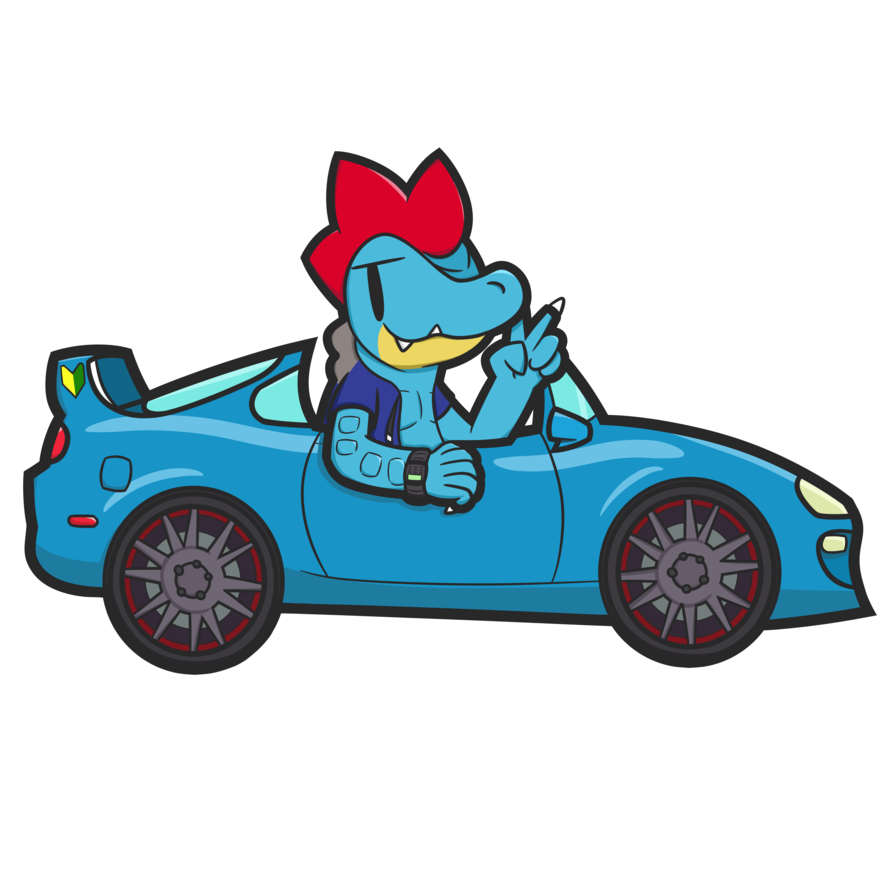 Car vroom clipart jpg freeuse stock Hydro JDM Sticker by JustDragony on DeviantArt jpg freeuse stock