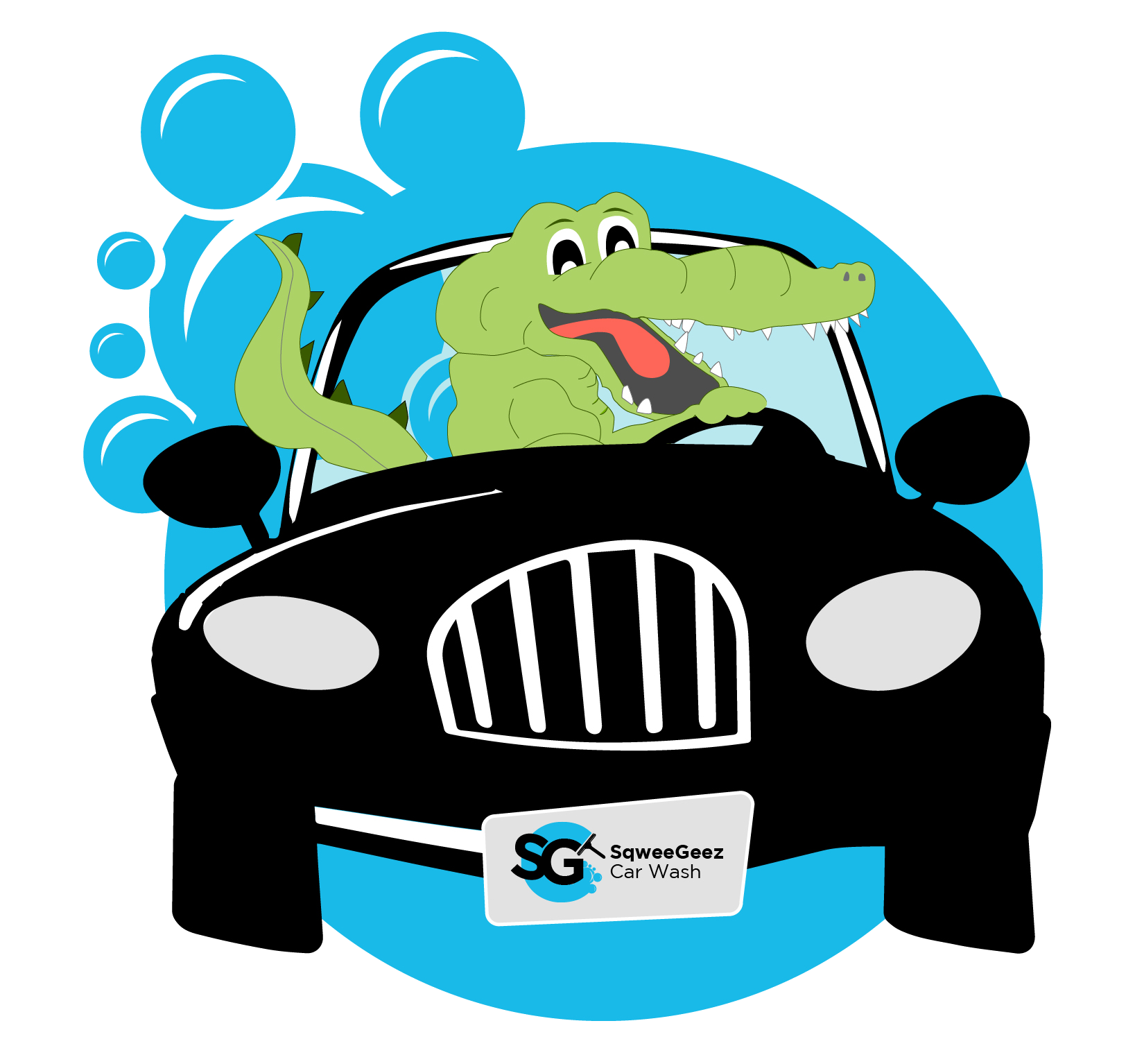 Car wash clipart transparent png freeuse download SqweeGeez Car Wash Genie Carwash & Fast Lube Genie Car Wash - car ... png freeuse download