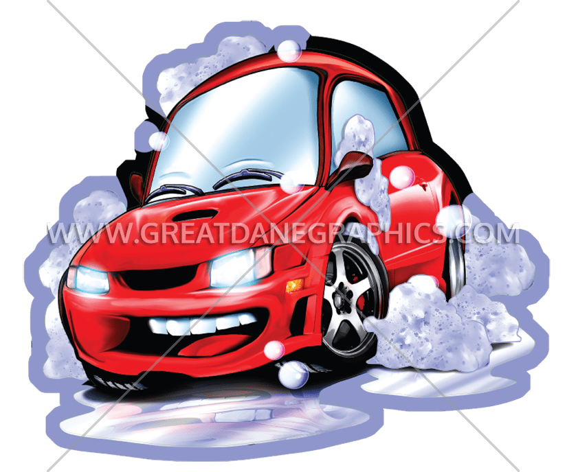 Car wash clipart clipart freeuse Car Wash | Production Ready Artwork for T-Shirt Printing clipart freeuse