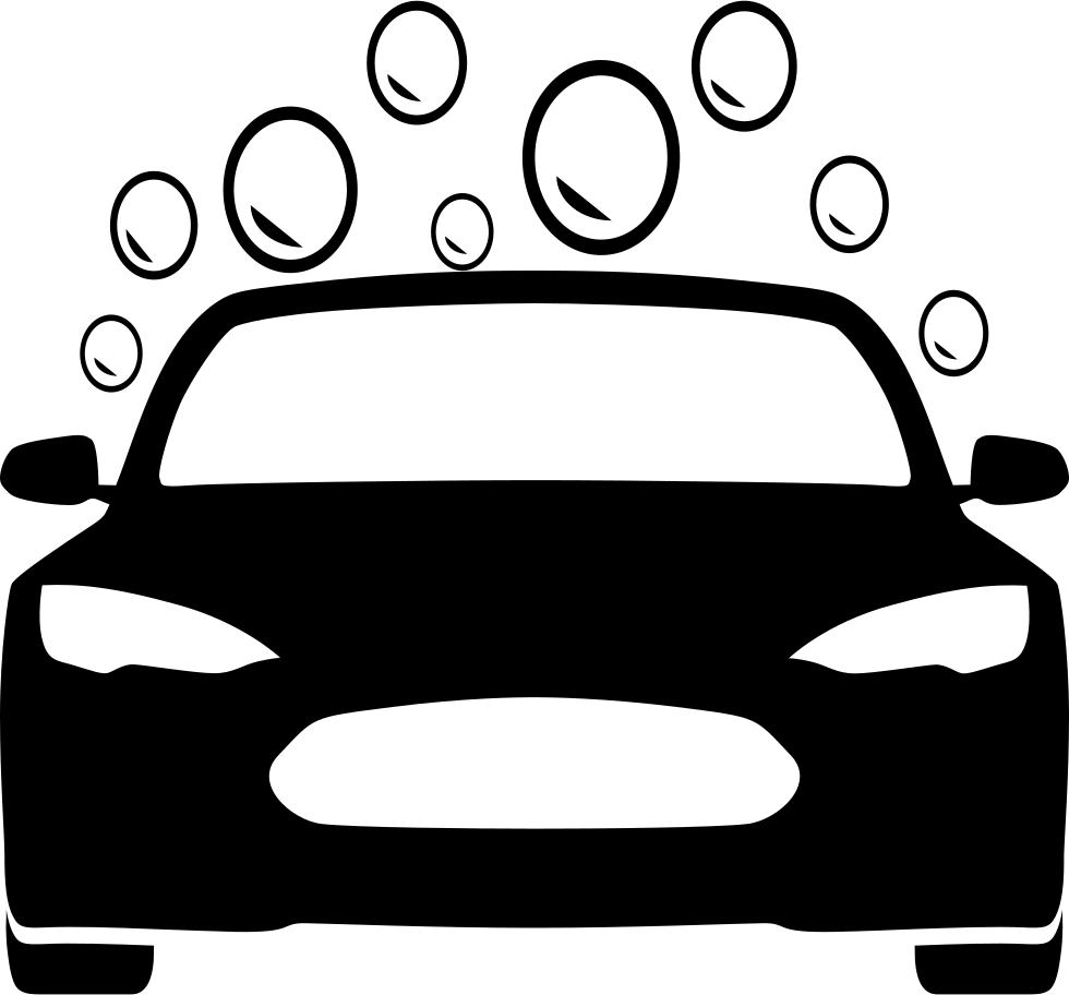 Car wash clipart black and white svg free stock Car Wash Clipart Black And White | Free download best Car Wash ... svg free stock