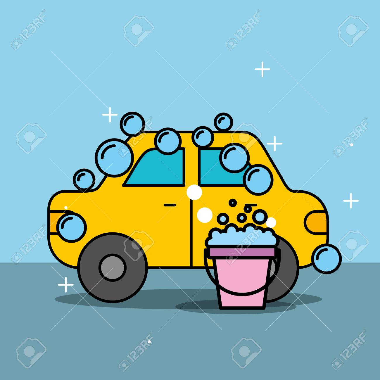 Car wash suds cliparts clip royalty free download Car Wash Soap Suds Clipart & Free Clip Art Images #34587 ... clip royalty free download