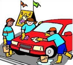 Car washing clipart svg download Free Car Wash clip art svg download