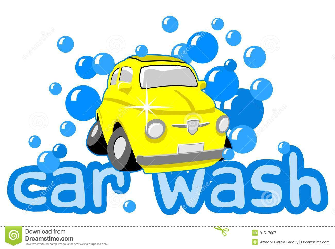 Car washing clipart banner transparent library Car Wash Clip Art & Car Wash Clip Art Clip Art Images - ClipartALL.com banner transparent library
