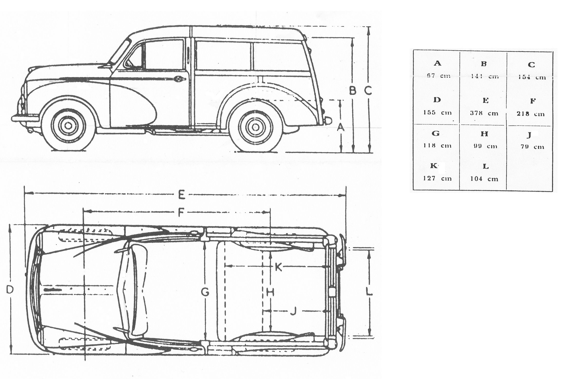 Car width clipart svg transparent Morris Traveller dimensions | Transportation Silhouettes, Vectors ... svg transparent