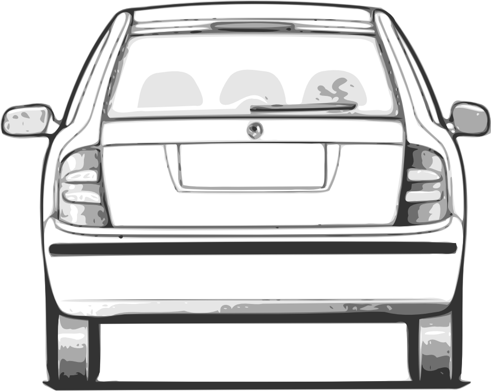 Overhead car clipart png library download Car Clipart Front View | Clipart Panda - Free Clipart Images png library download