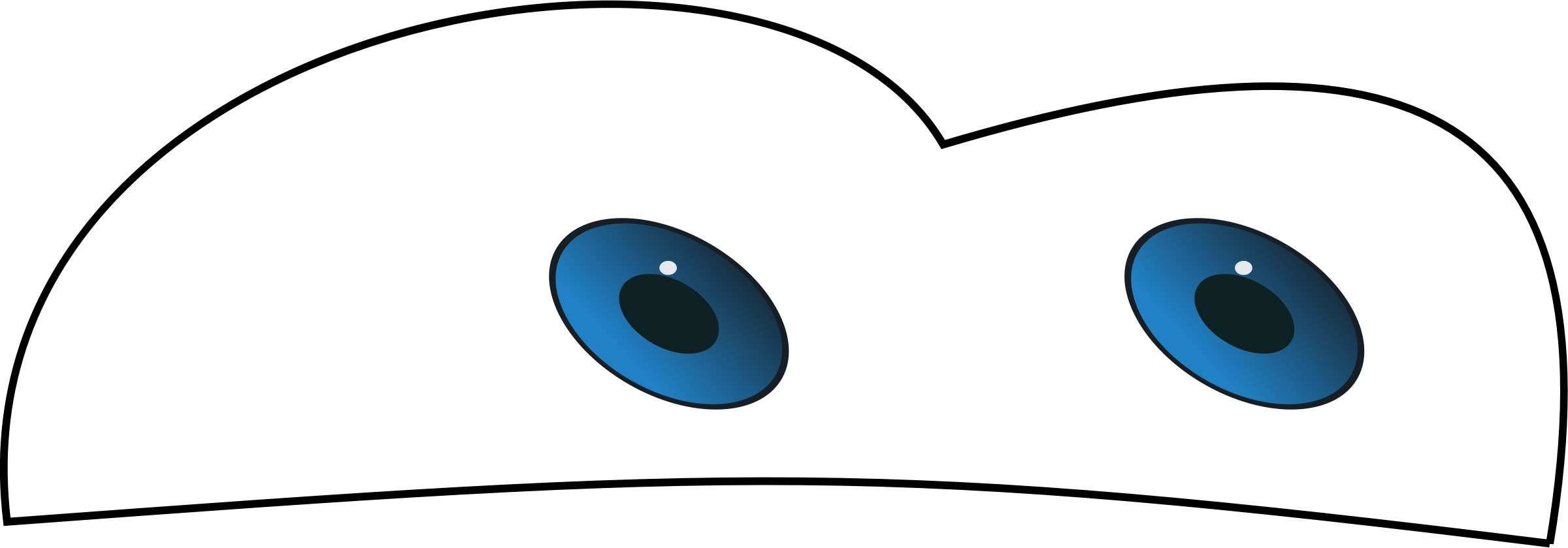 Car windshield clipart png black and white car eyes by @gramic, Car eyes like the one from the movie cars., on ... png black and white