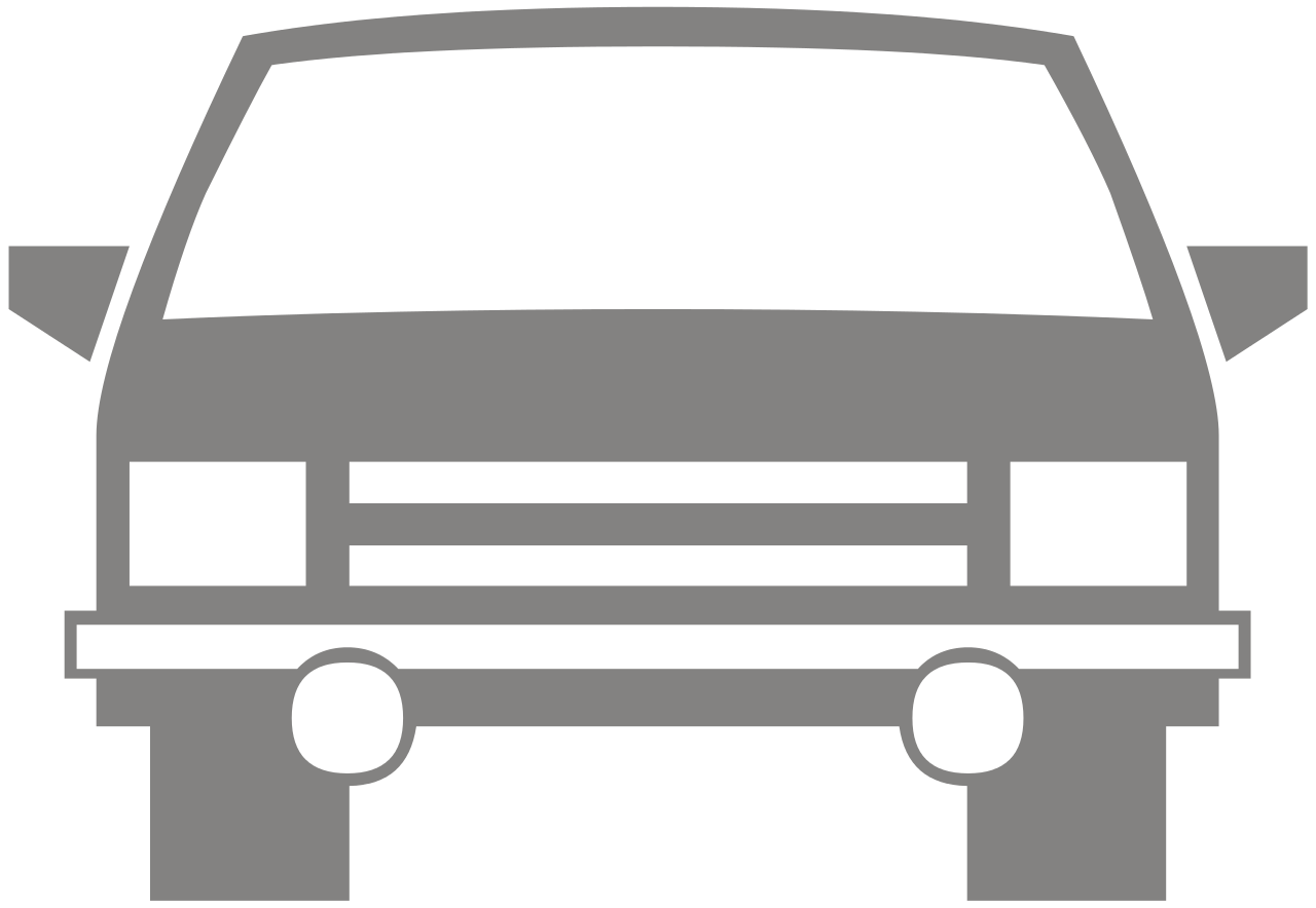 Overhead car clipart vector stock Car Silhouette Front at GetDrawings.com | Free for personal use Car ... vector stock