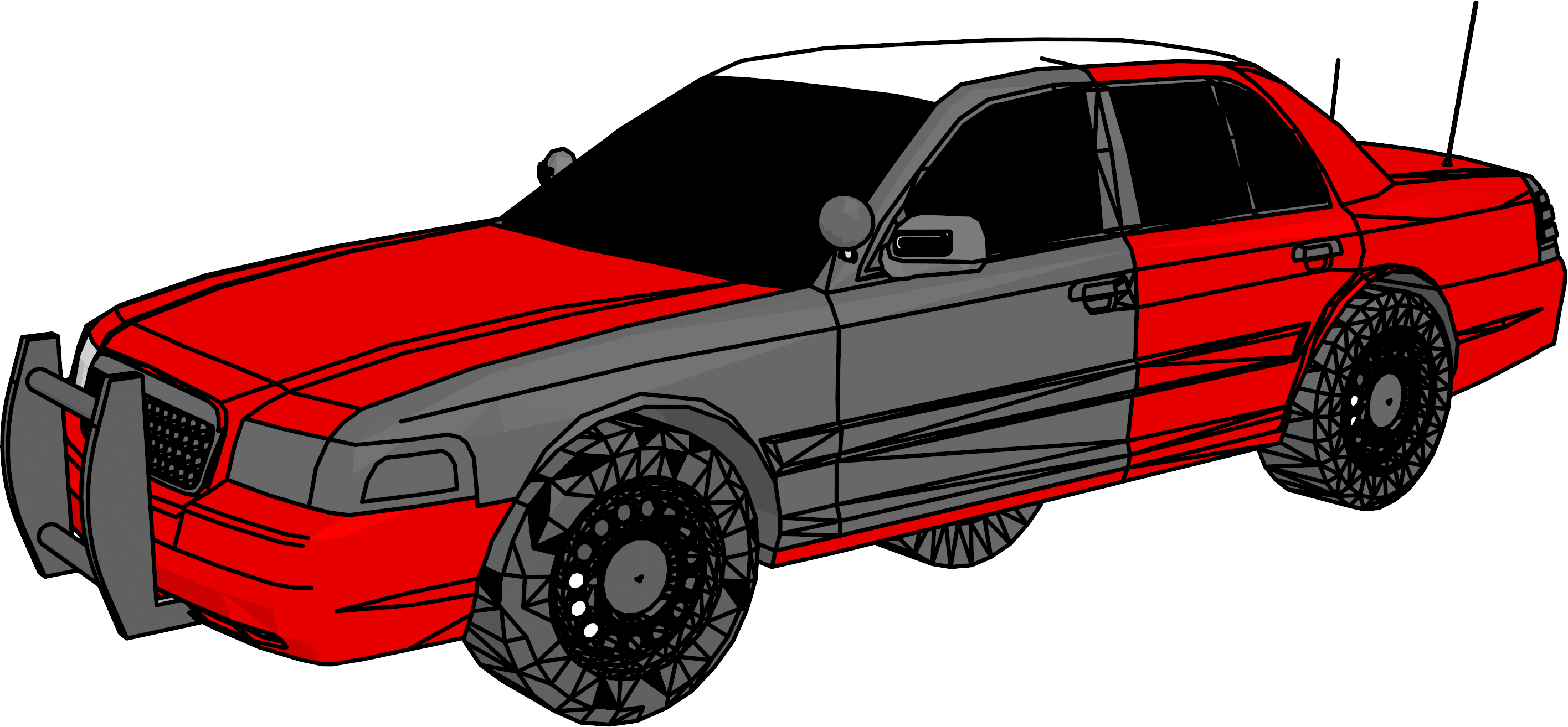Car with flames clipart clip art stock Ford Crown Victoria Fire Chief's Car Clipart - Clipartly ... clip art stock