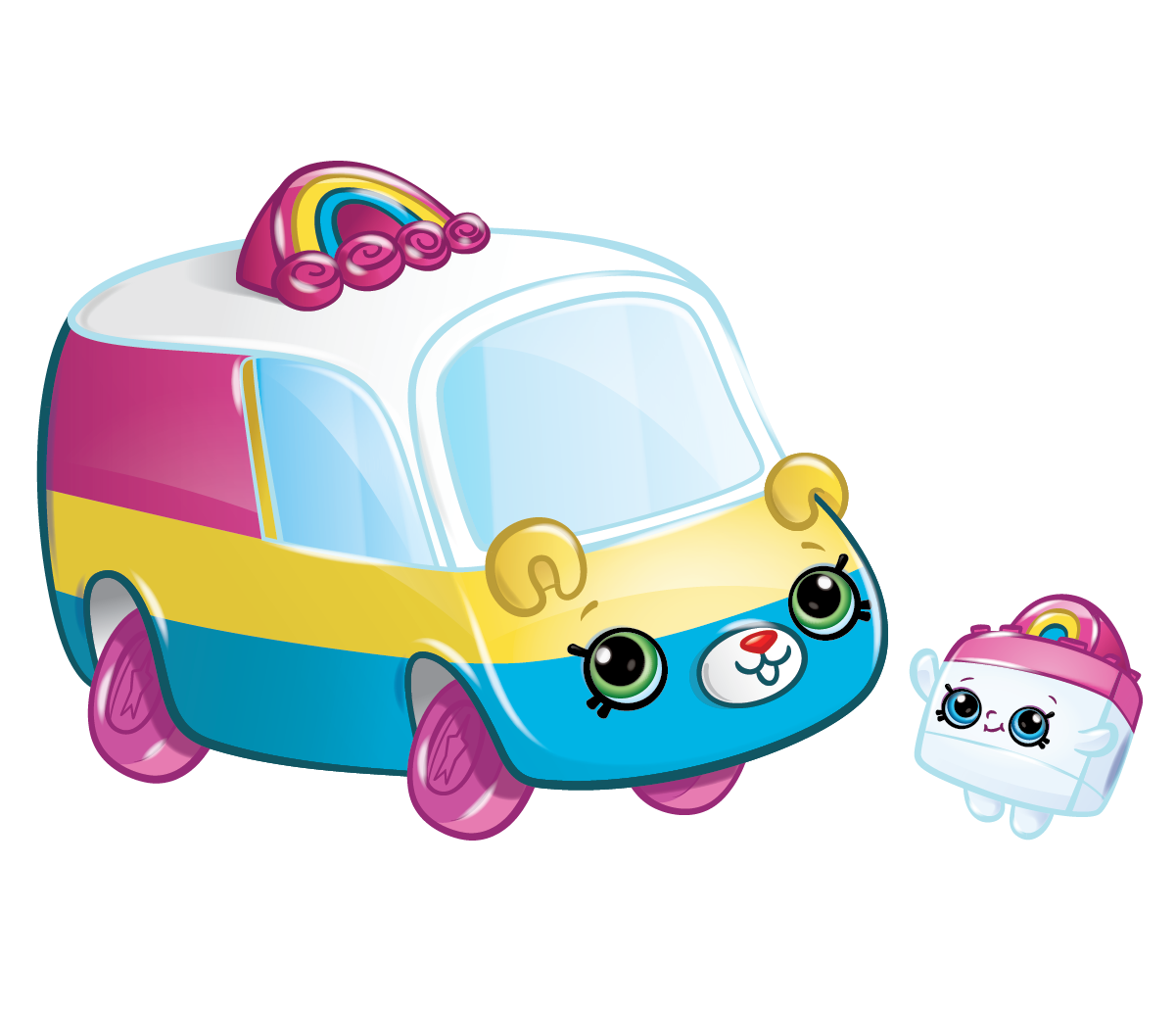 Car with friends clipart clip free stock Cutie Cars Characters - Meet Your Favourite Cutie Cars Characters clip free stock