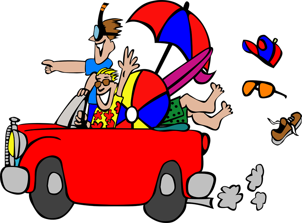 Car with friends clipart graphic royalty free download Car with friends clipart graphic royalty free download
