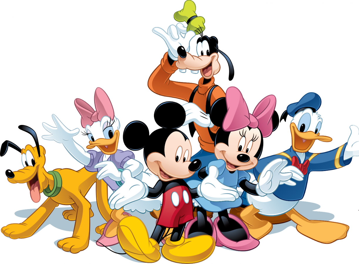 Car with friends clipart banner freeuse download Mickey Mouse And Friends Videos Png Clipart | Fourborn.com banner freeuse download