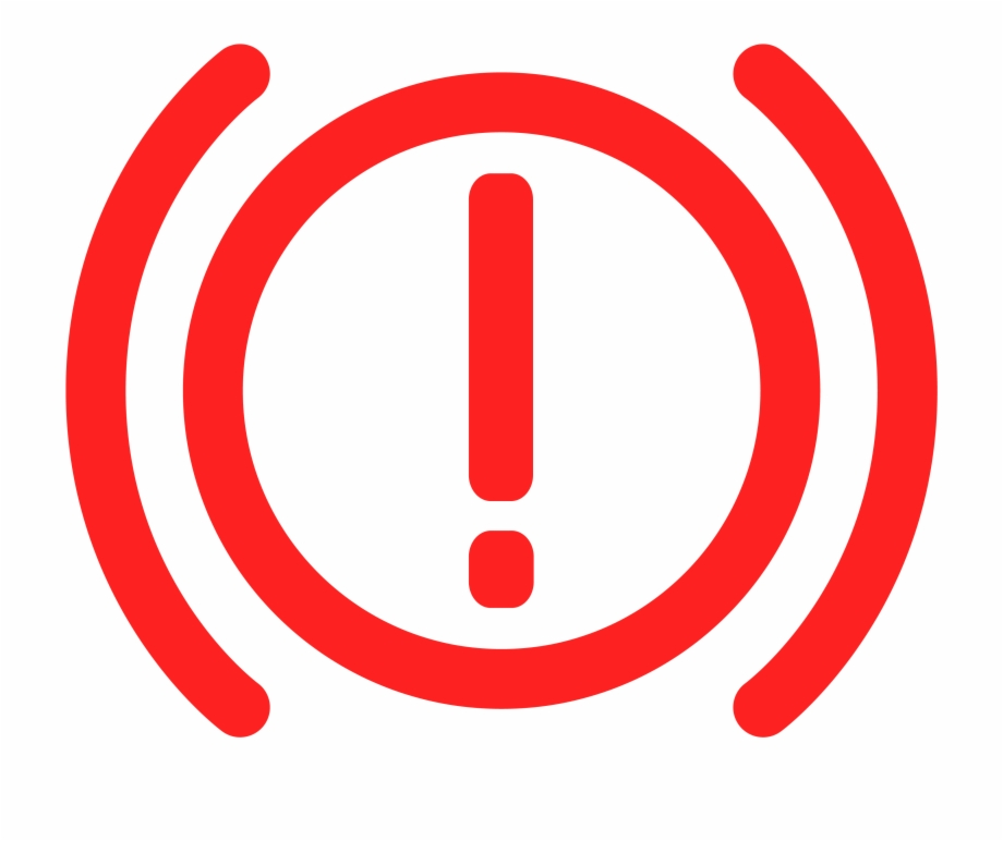 Car with hazard lights on clipart image royalty free stock Engine Warning Light - Stephan Ekbergh Free PNG Images & Clipart ... image royalty free stock