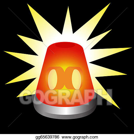 Car with hazard lights on clipart graphic download Vector Art - Flashing warning light. Clipart Drawing gg65639786 ... graphic download