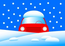 Car with snow car clipart clipart freeuse library Frozen Car Stock Illustrations – 197 Frozen Car Stock ... clipart freeuse library