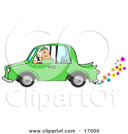 Car with surfboard clipart. Woody and kid a