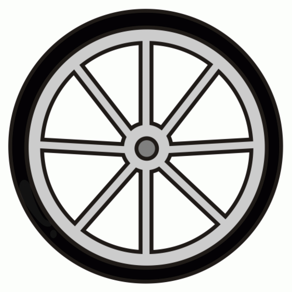 Black clipart wheel vector transparent library Free White Wheel Cliparts, Download Free Clip Art, Free Clip Art on ... vector transparent library