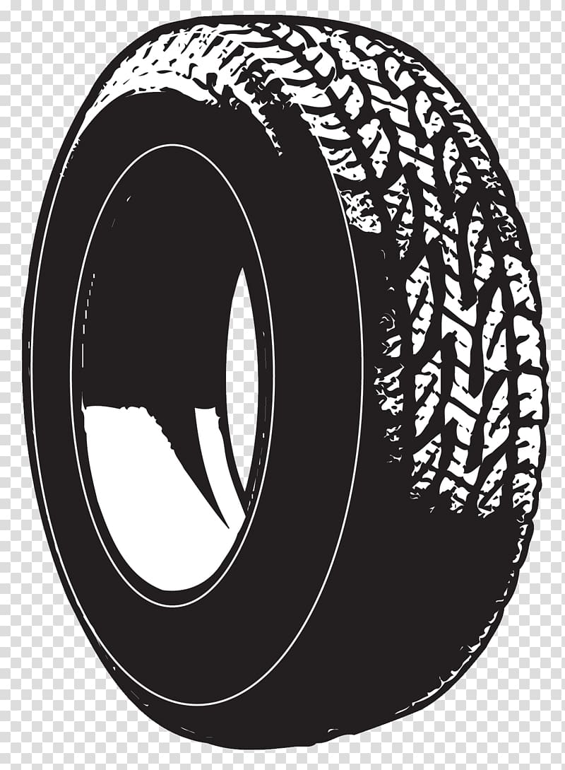 Car with tires clipart black and white royalty free library Car Tire recycling Waste tires, Tire transparent background PNG ... royalty free library