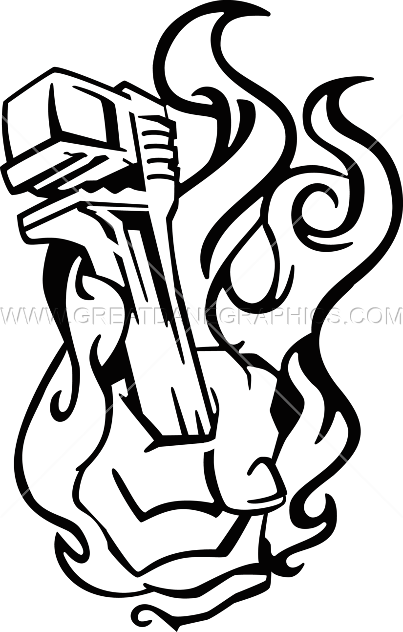 Flaming money clipart vector free download Pipe Wrench Drawing at GetDrawings.com | Free for personal use Pipe ... vector free download