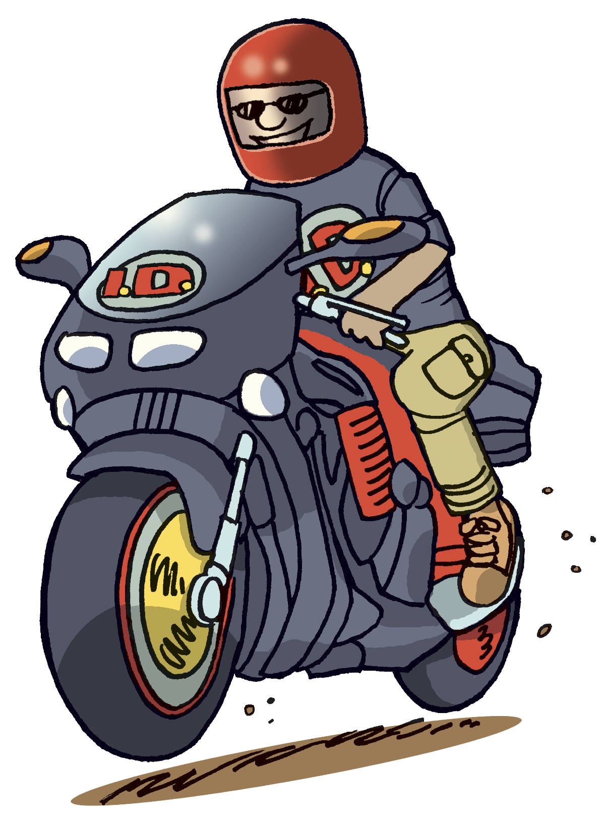 Car zoom clipart png royalty free stock ➡➡ Motorcycle Clip Art Images Black And White png royalty free stock