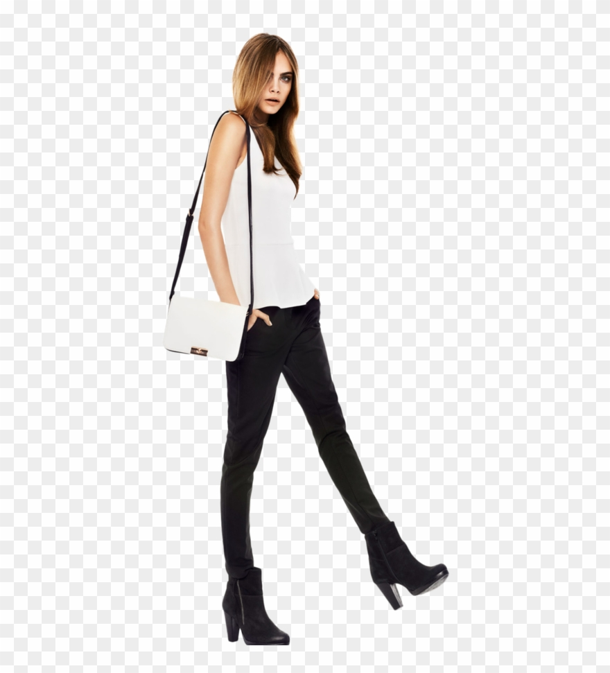 Cara delevigne clipart png library Clip Art Girl Background - Cara Delevingne Standing - Png Download ... png library