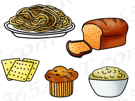 Printable images of meat and food clipart clipart library Grains Clipart, Grains Clip Art, Food Groups, Fiber, Bread, Muffin ... clipart library
