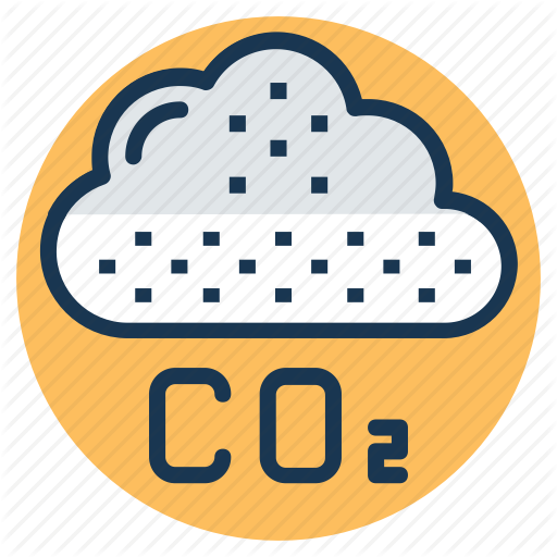 Carbon dioxide clipart picture free stock \'Industrial and Construction 3\' by ProSymbols picture free stock