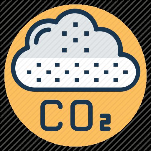 Carbon dioxide clipart