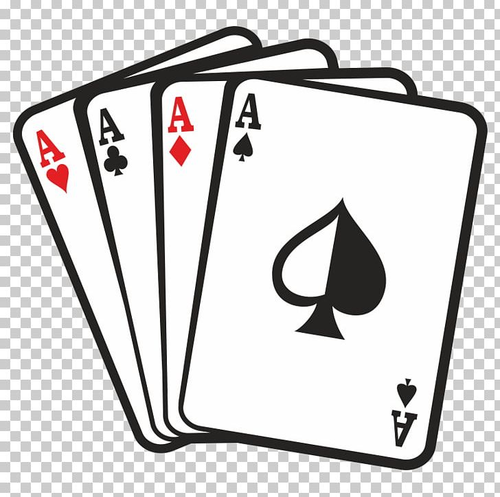 Card games clipart